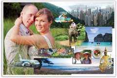 Wedding & Honeymoon PhotoArt